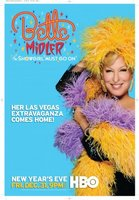 Bette Midler: The Showgirl Must Go On movie poster (2010) picture MOV_af6ef9b3