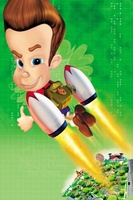 Jimmy Neutron: Boy Genius movie poster (2001) picture MOV_af6ffd7e