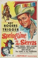 Springtime in the Sierras movie poster (1947) picture MOV_af74a292