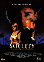 Society movie poster (1989) picture MOV_af76225e