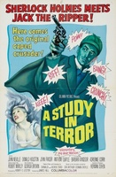 A Study in Terror movie poster (1965) picture MOV_af7684ee