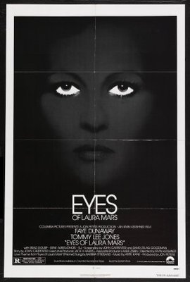 Eyes of Laura Mars movie poster (1978) poster MOV_af7d2f2b