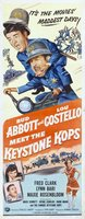 Abbott and Costello Meet the Keystone Kops movie poster (1955) picture MOV_af85902a