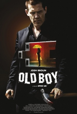Oldboy movie poster (2013) poster MOV_af8ea19b
