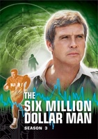 The Six Million Dollar Man movie poster (1974) picture MOV_af911694