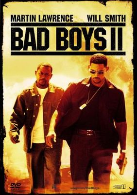 Bad Boys II movie poster (2003) poster MOV_af959857