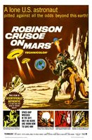 Robinson Crusoe on Mars movie poster (1964) picture MOV_af989f50