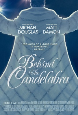 Behind the Candelabra movie poster (2013) poster MOV_af98bb64