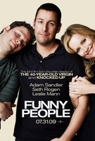 Funny People movie poster (2009) picture MOV_af99eaef