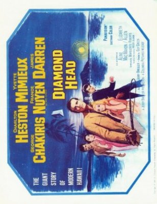 Diamond Head movie poster (1963) poster MOV_af9ee403