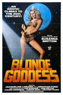 Blonde Goddess movie poster (1983) poster MOV_af9f25c1