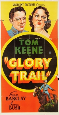 The Glory Trail movie poster (1936) poster MOV_afa2af1b