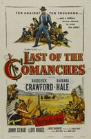 Last of the Comanches movie poster (1953) picture MOV_afaac2dd