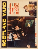 Scotland Yard movie poster (1930) picture MOV_afad5c01