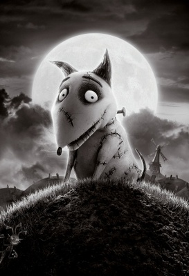 Frankenweenie movie poster (2012) poster MOV_afadb1f7