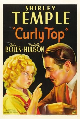 Curly Top movie poster (1935) poster MOV_afbe19a4