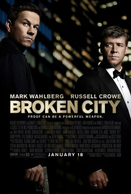 Broken City movie poster (2013) poster MOV_afbe59e1