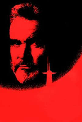 The Hunt for Red October movie poster (1990) poster MOV_afbf5d71