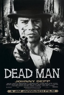 Dead Man movie poster (1995) poster MOV_afc39ffd