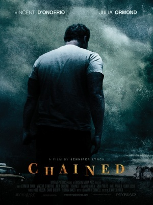 Chained movie poster (2012) poster MOV_afc48fd9