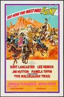 The Hallelujah Trail movie poster (1965) picture MOV_afcfe459