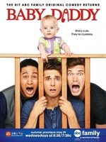 Baby Daddy movie poster (2012) picture MOV_afd8bb4e