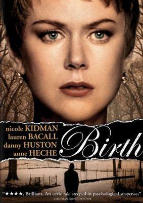 Birth movie poster (2004) poster MOV_afda60f6
