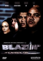 Blazin' movie poster (2001) picture MOV_afdb9739