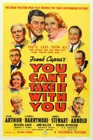 You Can't Take It with You movie poster (1938) picture MOV_afdc60bf