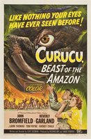 Curucu, Beast of the Amazon movie poster (1956) picture MOV_3c86a089