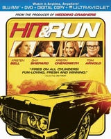 Hit and Run movie poster (2012) picture MOV_afef0ceb