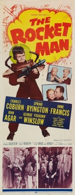 The Rocket Man movie poster (1954) poster MOV_aff32378
