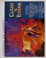 Clash of the Titans movie poster (1981) picture MOV_affe8a72