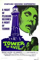 Tower of Evil movie poster (1972) picture MOV_afffec44