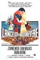 Lancelot and Guinevere movie poster (1963) picture MOV_ahz8oulx