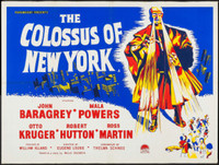 The Colossus of New York movie poster (1958) picture MOV_ajod9rah