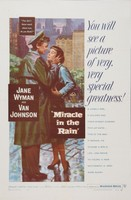 Miracle in the Rain movie poster (1956) picture MOV_amlsdbeh