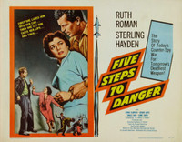 5 Steps to Danger movie poster (1957) picture MOV_aqy9g8uq