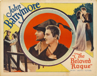 The Beloved Rogue movie poster (1927) picture MOV_8b1d1f6b