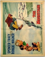 The Mountain movie poster (1956) picture MOV_b0029ae1
