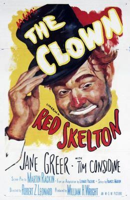 The Clown movie poster (1953) poster MOV_b004ea7a