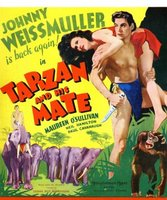 Tarzan and His Mate movie poster (1934) picture MOV_b0065710