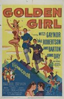 Golden Girl movie poster (1951) picture MOV_b00aeba5