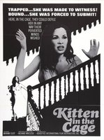 Kitten in the Cage movie poster (1968) picture MOV_b00e4089