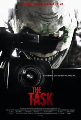 The Task movie poster (2010) poster MOV_b016562f