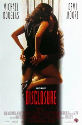 Disclosure movie poster (1994) poster MOV_b01a20a9