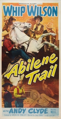 Abilene Trail movie poster (1951) poster MOV_b01e3dce