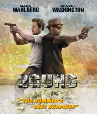2 Guns movie poster (2013) poster MOV_b02b55fa