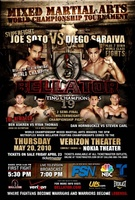 Bellator Fighting Championships movie poster (2009) picture MOV_b030833a