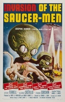 Invasion of the Saucer Men movie poster (1957) picture MOV_b0351735